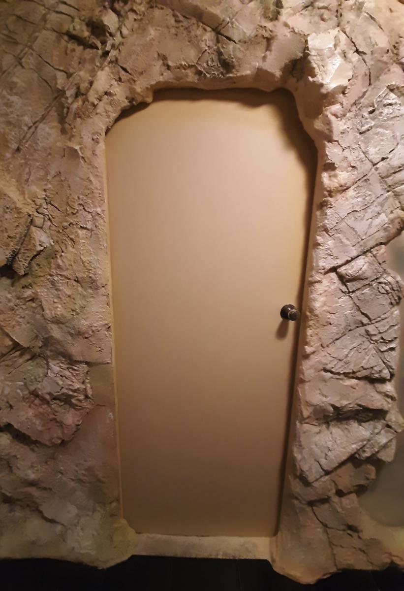 Оформление дверного портала